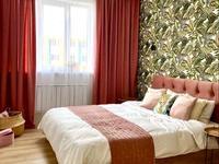 2-комнатная квартира, 50 м², 11 этаж посуточно, Сатпаева — Туркебаева за 15 000 〒 в Алматы