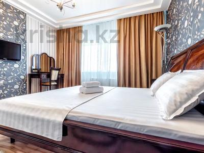 3-комнатная квартира, 135 м², 14/41 этаж посуточно, Достык 5 — Кабанбай Батыра за 20 000 〒 в Нур-Султане (Астана), Есиль р-н