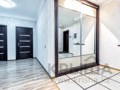 3-комнатная квартира, 135 м², 14/41 этаж посуточно, Достык 5 — Кабанбай Батыра за 20 000 〒 в Нур-Султане (Астана), Есиль р-н — фото 17