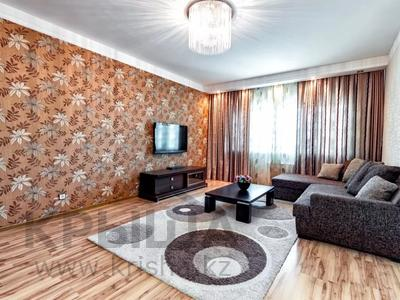 3-комнатная квартира, 135 м², 14/41 этаж посуточно, Достык 5 — Кабанбай Батыра за 20 000 〒 в Нур-Султане (Астана), Есиль р-н — фото 7