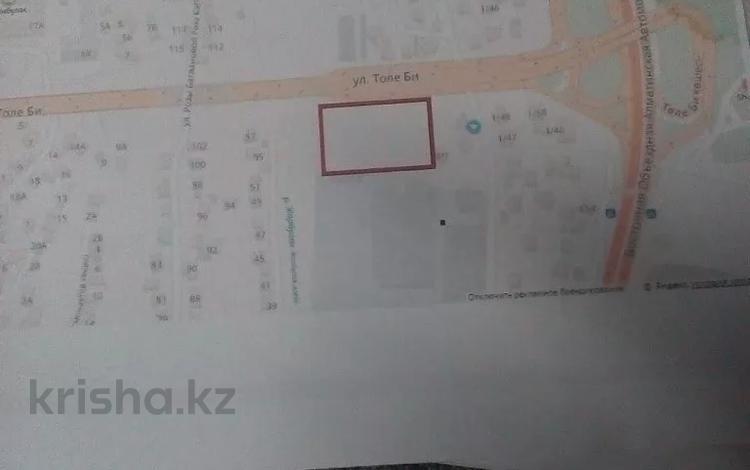 Участок 85 соток, Азербаева за 890 млн 〒 в Алматы, Медеуский р-н
