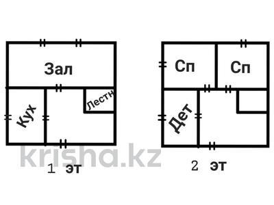 7-комнатный дом, 180 м², 8 сот., Туймебая за 13 млн 〒 в Туймебая — фото 4