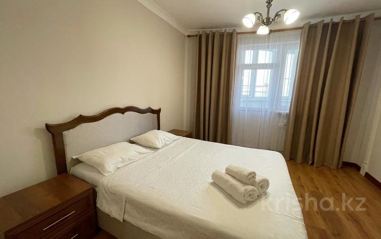 2-комнатная квартира, 75 м², 20/20 этаж посуточно, Розыбакиева 289 за 17 000 〒 в Алматы, Бостандыкский р-н