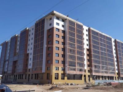 2-комнатная квартира, 61.36 м², 1 этаж, Нажимеденова за 16.5 млн 〒 в Нур-Султане (Астана), Алматы р-н — фото 5