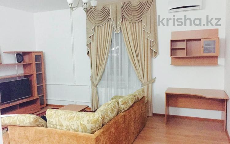 2-комнатная квартира, 48 м², 1/4 этаж помесячно, Жарбосынова 84 — Ерниязова за 130 000 〒 в Атырау