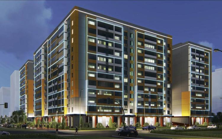 1-комнатная квартира, 41.8 м², Тауелсиздик 34/8 за ~ 11.5 млн 〒 в Нур-Султане (Астане)