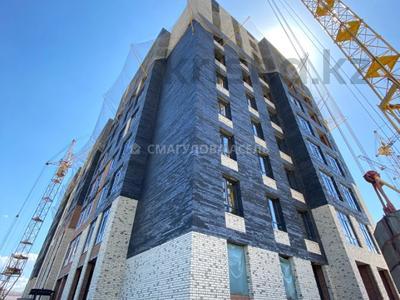 1-комнатная квартира, 42.1 м², Коргалжынское шоссе 17 за ~ 13.8 млн 〒 в Нур-Султане (Астана), Есиль р-н — фото 2