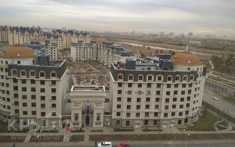 3-комнатная квартира, 92 м², 11/18 этаж, Калдаякова 1 за 25 млн 〒 в Нур-Султане (Астана), Алматы р-н