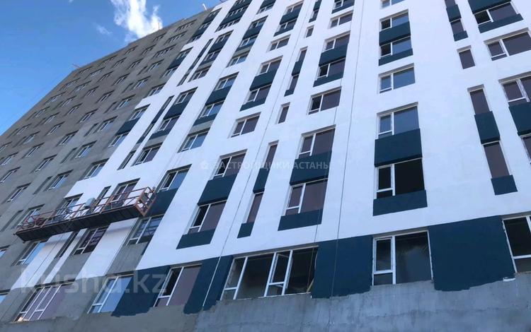 1-комнатная квартира, 39.25 м², 3/24 этаж, Айнакол 66/1 за ~ 11.6 млн 〒 в Нур-Султане (Астане), Алматы р-н
