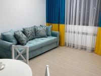 2-комнатная квартира, 50 м², 7/24 этаж помесячно, Нажимеденова 4 за 200 000 〒 в Нур-Султане (Астане)