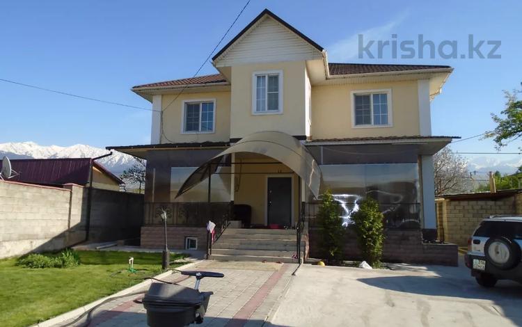 7-комнатный дом, 260 м², 6.3 сот., мкр Алатау, Аль-Фараби — Розыбакиева за 99 млн 〒 в Алматы, Бостандыкский р-н