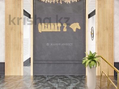3-комнатная квартира, 78.95 м², 3/7 этаж, А. Байтурсынова 37/3 за ~ 16.6 млн 〒 в Нур-Султане (Астана), Алматы р-н