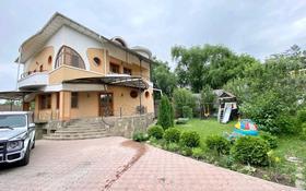 8-комнатный дом помесячно, 628 м², 10 сот., мкр Мирас за 1.9 млн 〒 в Алматы, Бостандыкский р-н
