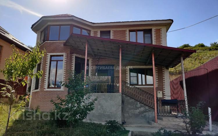 6-комнатный дом, 270 м², 9 сот., мкр Таусамалы, Мкр Таусамалы — Мереке за 94 млн 〒 в Алматы, Наурызбайский р-н