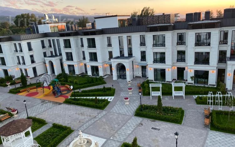 4-комнатная квартира, 163.63 м², 2/3 этаж, Мкр. Дарын 55 за 140 млн 〒 в Алматы, Бостандыкский р-н