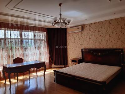5-комнатный дом помесячно, 380 м², Мирас 160 за 1 млн 〒 в Алматы, Бостандыкский р-н — фото 11