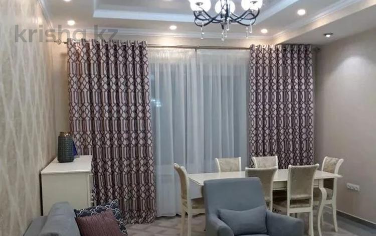 3-комнатная квартира, 84 м², 9/16 этаж, Навои за 42.8 млн 〒 в Алматы, Бостандыкский р-н