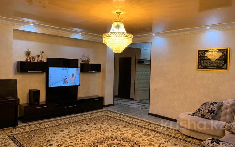 3-комнатная квартира, 105 м², 2/4 этаж, Микрорайон Думан-2 25 за 24 млн 〒 в Алматы, Медеуский р-н