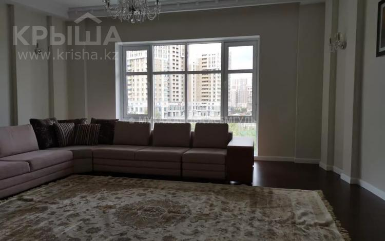 4-комнатная квартира, 145 м², 4/6 этаж, проспект Кабанбай Батыра 13 за 90 млн 〒 в Нур-Султане (Астана), Есиль р-н