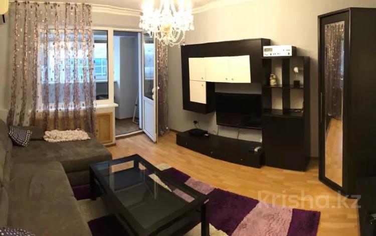 1-комнатная квартира, 45 м², 5/5 этаж помесячно, Гоголя 15 — Калдаякова за 140 000 〒 в Алматы, Медеуский р-н