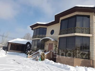 8-комнатный дом помесячно, 450 м², 12 сот., мкр Мирас, Аскарова Асанбая 62 за 1.2 млн 〒 в Алматы, Бостандыкский р-н — фото 45