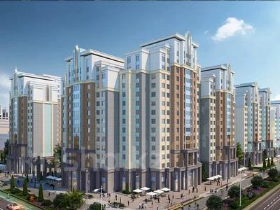 3-комнатная квартира, 100.61 м², 7/13 этаж, Туркестан 28/2 за ~ 47.2 млн 〒 в Нур-Султане (Астана), Есиль р-н — фото 2