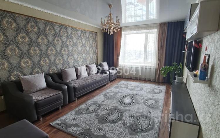2-комнатная квартира, 76 м², 9/9 этаж посуточно, Алтынсарина — Леонида беды за 15 000 〒 в Костанае