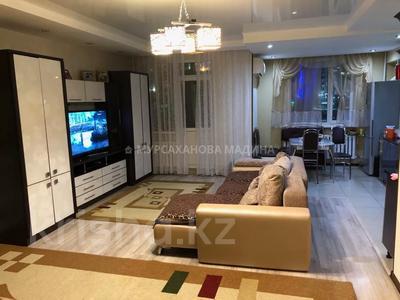 4-комнатная квартира, 100 м², 2/9 этаж, Ханов Керея и Жанибека 9 за 31 млн 〒 в Нур-Султане (Астана)