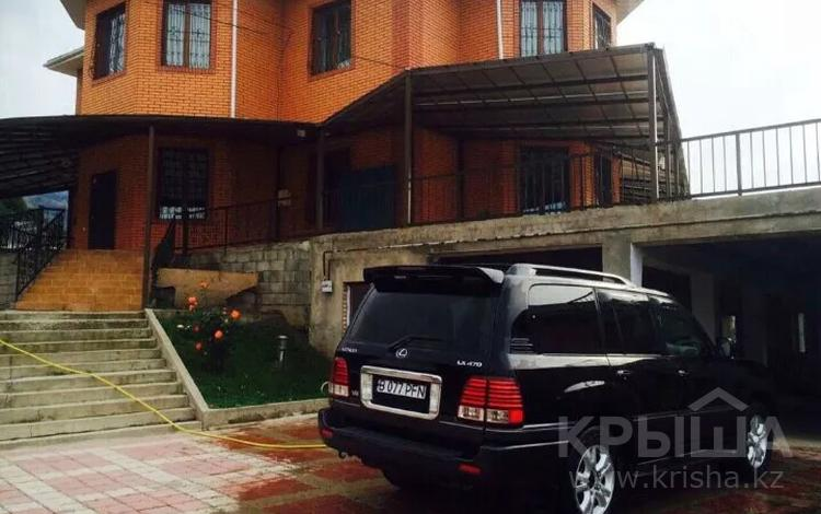 8-комнатный дом, 520 м², 8 сот., мкр Карагайлы, Карагайлы Изгилик кошесі 91 за 100 млн 〒 в Алматы, Наурызбайский р-н