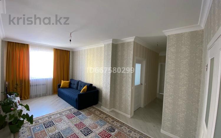 3-комнатная квартира, 71 м², 6/16 этаж, 38-ая ул 32 — Улы дала за 32 млн 〒 в Нур-Султане (Астане), Есильский р-н
