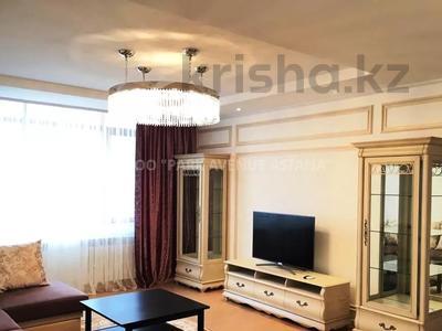 4-комнатная квартира, 140 м², 12/22 этаж помесячно, проспект Кабанбай батыра 43А за 350 000 〒 в Нур-Султане (Астана), Есиль р-н — фото 2