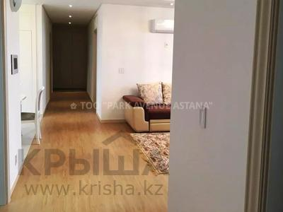 4-комнатная квартира, 140 м², 12/22 этаж помесячно, проспект Кабанбай батыра 43А за 350 000 〒 в Нур-Султане (Астана), Есиль р-н — фото 7