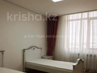 4-комнатная квартира, 140 м², 12/22 этаж помесячно, проспект Кабанбай батыра 43А за 350 000 〒 в Нур-Султане (Астана), Есиль р-н — фото 9