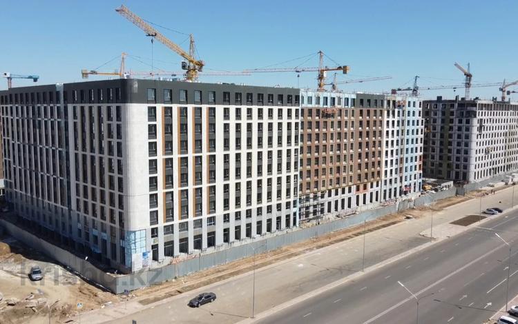1-комнатная квартира, 48.9 м², Бокейхана 25 за ~ 13.6 млн 〒 в Нур-Султане (Астана)