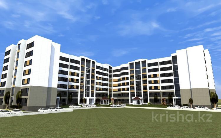 1-комнатная квартира, 49.34 м², 17 микрорайон участок 45/1 за ~ 5.4 млн 〒 в Актау
