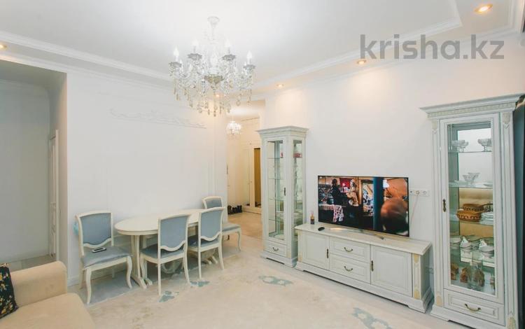 3-комнатная квартира, 84 м², 7/7 этаж, Мәңгілік Ел — Улы Дала за 42.4 млн 〒 в Нур-Султане (Астана), Есиль р-н