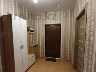 2-комнатная квартира, 55 м², 4/18 этаж помесячно, Бараева 13 за 140 000 〒 в Нур-Султане (Астана)