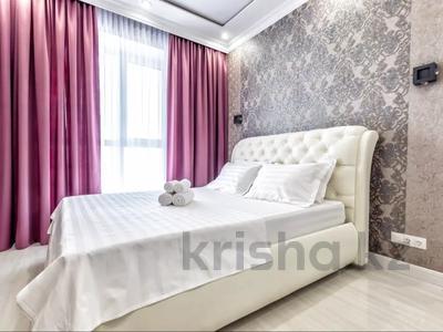 2-комнатная квартира, 58 м², 16/18 этаж посуточно, ул Достык 17 П — Кабанбай Батыра за 18 000 〒 в Нур-Султане (Астана), Есиль р-н — фото 2