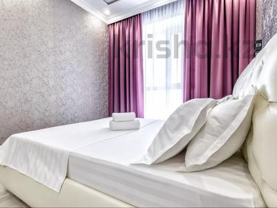2-комнатная квартира, 58 м², 16/18 этаж посуточно, ул Достык 17 П — Кабанбай Батыра за 18 000 〒 в Нур-Султане (Астана), Есиль р-н — фото 3