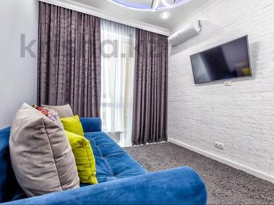 2-комнатная квартира, 58 м², 16/18 этаж посуточно, ул Достык 17 П — Кабанбай Батыра за 18 000 〒 в Нур-Султане (Астана), Есиль р-н — фото 7