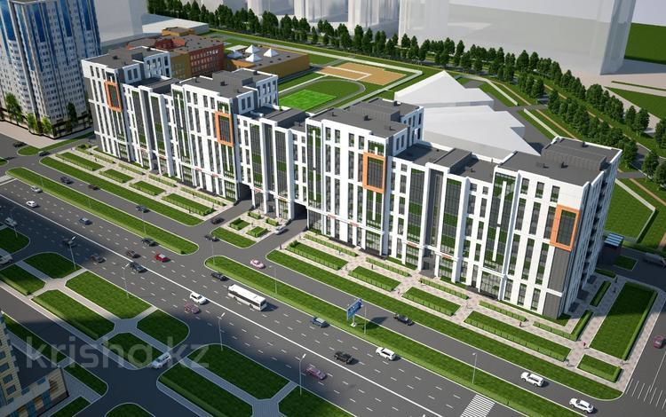 Помещение площадью 140.25 м², Кенесары — проспект Сарыарка за 56.1 млн 〒 в Нур-Султане (Астана), Сарыарка р-н