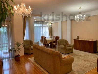 5-комнатный дом помесячно, 320 м², Тимирязева 42/4 за 600 000 〒 в Алматы, Бостандыкский р-н — фото 5