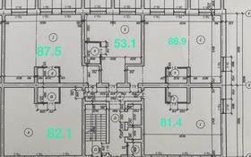 3-комнатная квартира, 81.4 м², 3/9 этаж, Назарбаева за 18 млн 〒 в Павлодаре