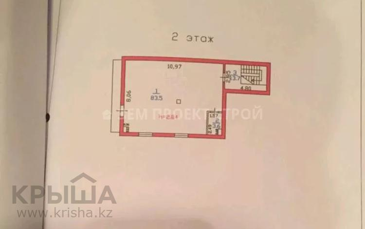 5-комнатный дом, 325 м², 7 сот., Коммунальная улица 19 за 49.4 млн 〒 в Алматы, Жетысуский р-н