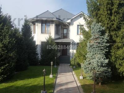 6-комнатный дом, 288 м², 8 сот., мкр Коктобе, Кыз Жибек 176 за 249 млн 〒 в Алматы, Медеуский р-н