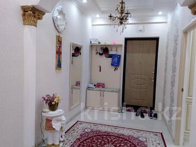4-комнатная квартира, 138 м², 3/7 этаж, Кабанбай батыра — Кургальжинское шоссе за 71 млн 〒 в Нур-Султане (Астана), Есиль р-н
