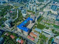 Здание, площадью 1600 м², Кажымукана 43 за ~ 1.5 млрд 〒 в Алматы, Медеуский р-н