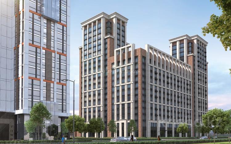 3-комнатная квартира, 128.16 м², 2/20 этаж, Бухар жырау 20 за ~ 59.9 млн 〒 в Нур-Султане (Астана), Есиль р-н