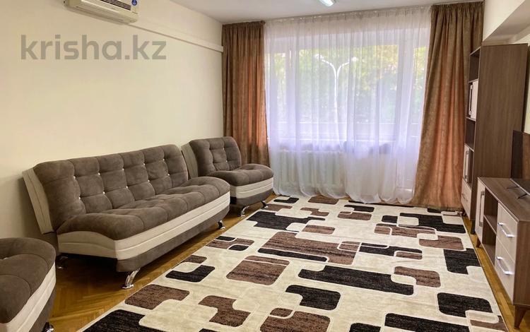 4-комнатная квартира, 176 м², 4/5 этаж помесячно, Достык 248а — Омаровой за 350 000 〒 в Алматы, Медеуский р-н