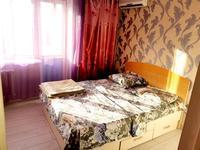 3-комнатная квартира, 80 м², 3/5 этаж посуточно, Абылай Хана 26 — Маметова за 15 000 〒 в Алматы, Алмалинский р-н